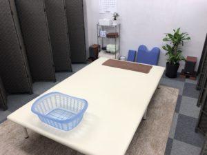 松江市みどり整体 整体 ベッド